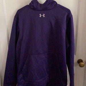 Underarmour sweatshirt, large